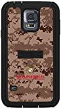 Trident Cyclops Series Case for Samsung Galaxy S5 - Retail Packaging - US Marine Camp
