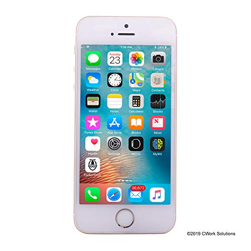 Apple iPhone SE, 16GB, Gold – For AT&T / T-Mobile (Renewed)