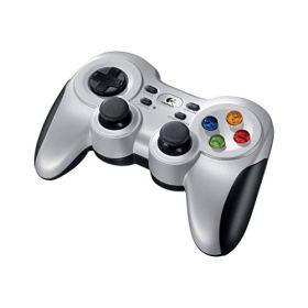 Logitech G F710 Wireless Gamepad (Silver and Black)