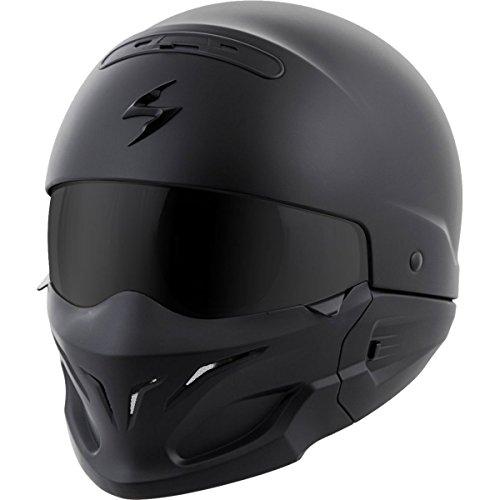 ScorpionExo Covert Unisex-Adult Half-Size-Style Helmet