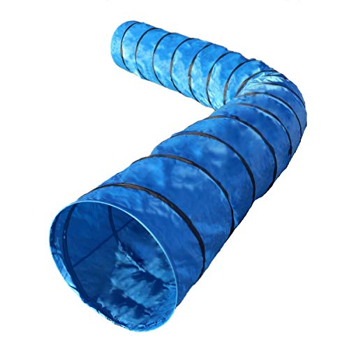 """Rise8 Studios Dog Agility Tunnel 