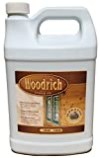 Timber Oil Deep Penetrating Stain for Wood Decks, Wood Fences, Wood Siding, and Log Cabins - 1 Gallon Amaretto - Woodrich Brand - Covers up to 150 Square Feet - 100% Guaranteed - Easy to Use