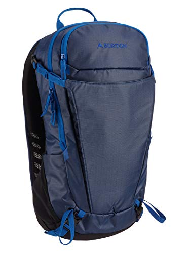 Burton Multi-Season Skyward 18L Hiking/Backcountry Backpack, Dress Blue Coated