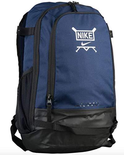 Nike Men's Vapor Clutch Baseball Batpack Midnight Navy/Black/White Size One Size