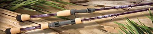St Croix Mojo Bass 7.1ft MHF 1pc Spinning Rod