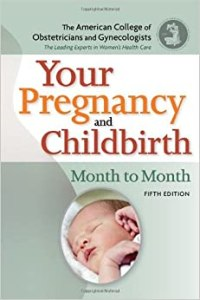 Book cover for Your Pregnancy and Childbirth
