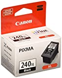 Canon PG-240XL Black Ink Cartridge, Compatible to MG3620, MG3520, MG4220,MG3220 and MG2220