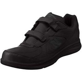 New Balance Men's 577 V1 Hook and Loop Walking Shoe