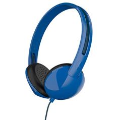 Skullcandy Stim Wired On-Ear Headphone with Mic (Blue)