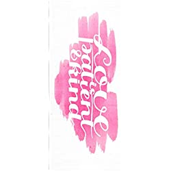 WAYATO Watercolor-Jesus Microfiber Beach Towel BeachBlanket Fast Dry Compact Beach Towels Lettering Love and Kind Poster Card Scripture Valentine Day Swimming Gym Camping Sunbath 30x60 Inch