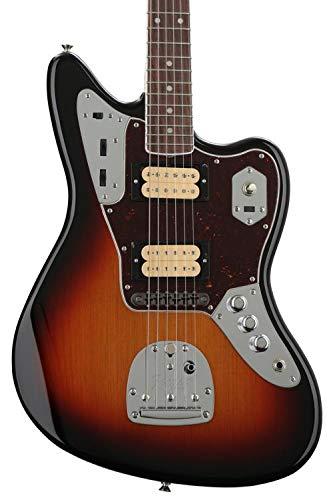 FenderKurt Cobain Jaguar NOS - 3-Tone Sunburst with Rosewood Fingerboard