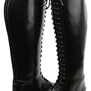 Hispar Mens Man Florance Field Horse Riding Boots Stylish Fashion Equestrian Black