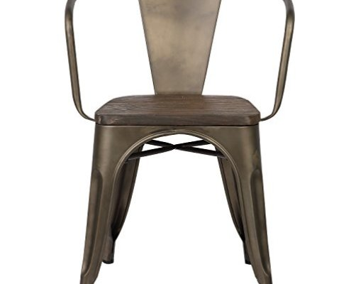 Top 10 Best Metal Dining Chairs With Arms Best Of 2018