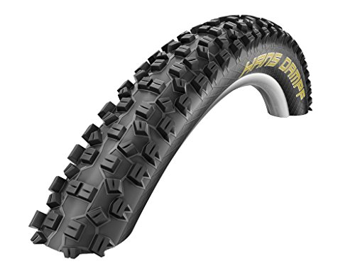 Schwalbe Hans Damp 29x2.35 Folding Trail Star Tubeless Ready Snakeskin 67TPI 23-50PSI Black Bike Tire