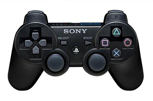 PlayStation 3 Dualshock 3 Wireless Controller (Black)