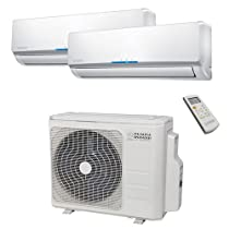Olimpia Splendid OS-C/SEMIH18EIB Climatizzatore Fisso Nexya S3 Dual 18 (9+9), Bianco [Classe di efficienza energetica A+]