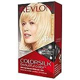 Revlon ColorSilk Hair Color, 03 Ultra Light Sun Blonde 1 ea (Pack of 6)