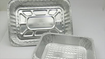 KitchenDance-Disposable-Aluminum-HolidayParty-Pack-of-Pans-Roasting-pans-Steam-Table-Pans-Food-Savers-Loaf-pans-Pie-Pans-Value-Pack-of-95-pans
