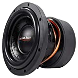 American Bass HD10D1 HD 10' 3000w Competition Car Subwoofer 300Oz Magnet, 3' VC