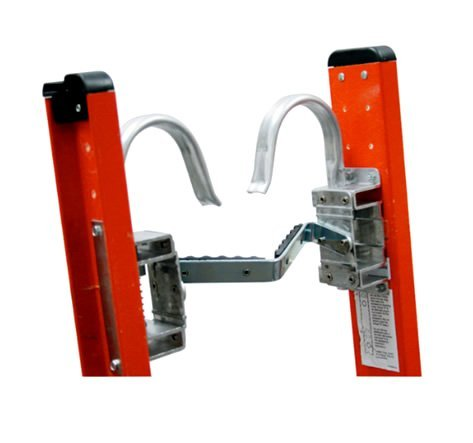Werner 92-88 Cable Hook and V-Rung Assembly