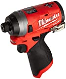 Milwaukee Electric Tools MLW2553-20 M12 Fuel 1/4' Hex Impact Driver (Bare)