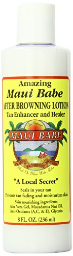 Maui Babe After Browning Tanning Lotion