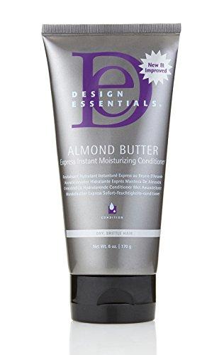 Design Essentials Almond Butter Express Instant Moisturizing Conditioner - 6 Oz