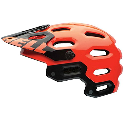 Bell Super 2 MIPS Equipped Bike Helmet - Infrared Small