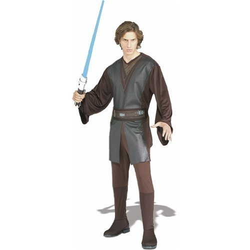 Anakin Skywalker Adult Costume - X-Large