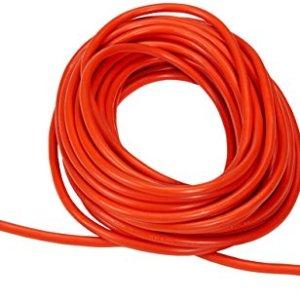 AmazonBasics 16/3 Vinyl Outdoor Extension Cord – (Orange)