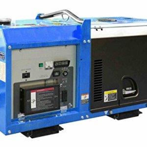 20 kW Portable Generator – DeepSea Controller – 120/240V 60 Hz – 3PH – Diesel – IP65
