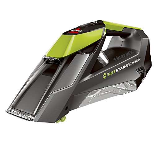 BISSELL Pet Stain Eraser 2003T Cordless Portable Carpet Cleaner, Green