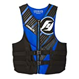 Hyperlite 2018 Indy Big & Tall (Black/Blue) CGA Life Jacket-XXLarge