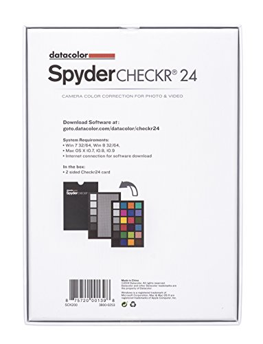 Datacolor-SCK200-SpyderCHECKR-24