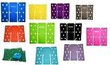Debbee Single Adult FlipFold Original Folding Boards (Color May Vary)