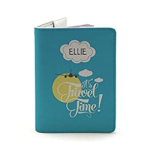 Wanderlust Collection Personalized Passport Holder