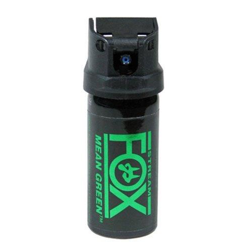 Best women's self defense tools - Fox Labs Mean Green H2OC Pepper Spray