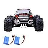 Crenova 1/18 Scale 4WD RC Car, Electric Racing Buggy(RTR) with High Speed of 30MPH, 2.4GHz Radio Controlled Vehicle for Kids and Adults