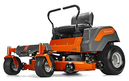 Husqvarna Z246 23HP 724cc Briggs Endurance Engine 46' Z-Turn Mower 967323903