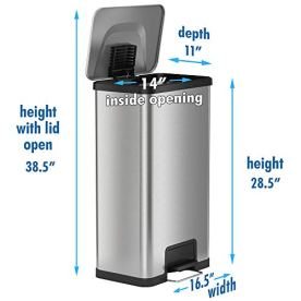 iTouchless-SoftStep-18-Gallon-Stainless-Steel-Step-Trash-Can-with-Odor-Control-System-68-Liter-Commercial-Size-Kitchen-Office-Home-Garbage-Bin