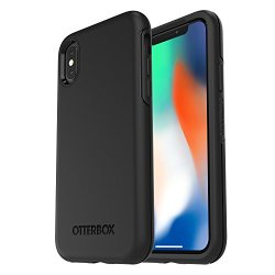 OtterBox SYMMETRY SERIES Case for iPhone X (ONLY) - Frustration Free Packaging - BLACK