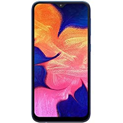 "Samsung Galaxy A10 32GB SM-A105M/DS 6.2"" HD+ Infinity-V LTE Factory Unlocked Smartphone (International Version) (Black)"