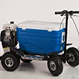 Crazy Coolers Blue Motorized Coolers