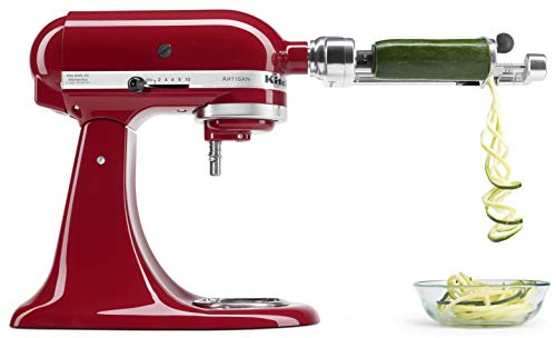 KitchenAid KSM2APC Spiralizer Plus Attachment with...