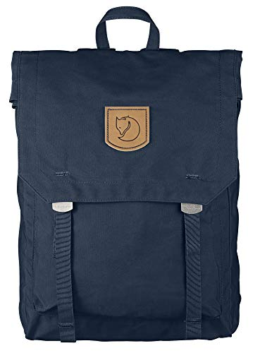 Fjallraven - Foldsack No. 1 Backpack, Fits 15' Laptops, Navy