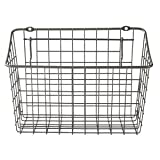 Spectrum Diversified 88176 Pegboard & Wall Mount Basket, 10' x 5' x 7', Industrial Gray, 10