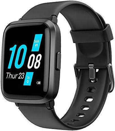 YAMAY Smartwatch con Oxímetro de Pulso