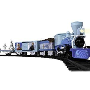 Lionel Disney's Frozen Battery-powered Model Train Set, Ready to Play wtih Remote 41db1m3AtkL