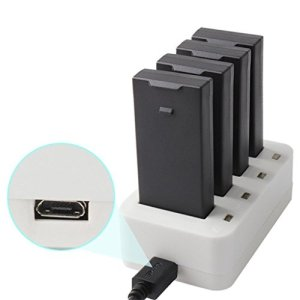 Diadia 4 in1 Multi Battery Charger Hub Intelligent Quick Charging for DJI Tello Drone 41de8KcXhxL