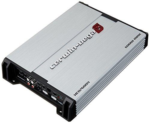 Cerwin-Vega XED7600.4 Amplifiers, Silver